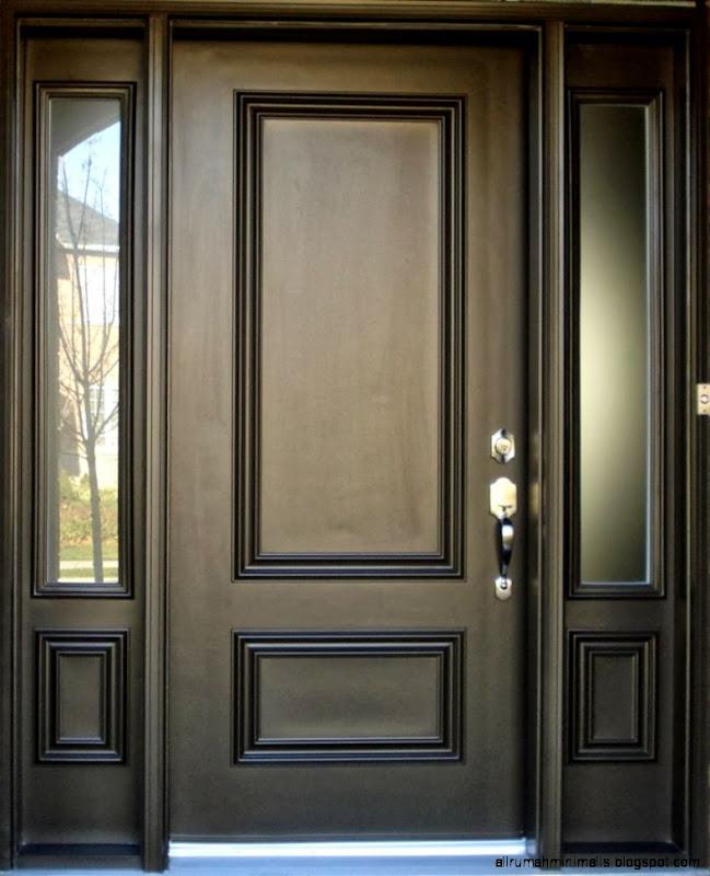 Desain Pintu Rumah Minimalis Modern Klasik   20000 Lebih Gambar