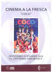 """""""COCO"""" A CINEMA A LA FRESCA"""