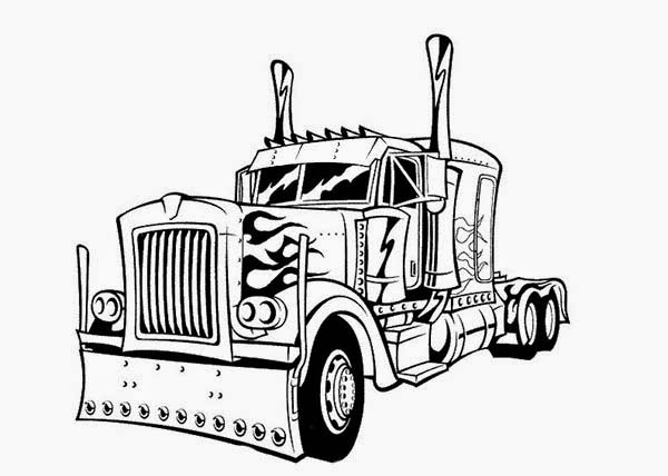 Transformer 4 Cars Coloring Pages Coloring Coloring Pages