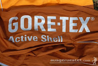 Gore Tex Active Shell