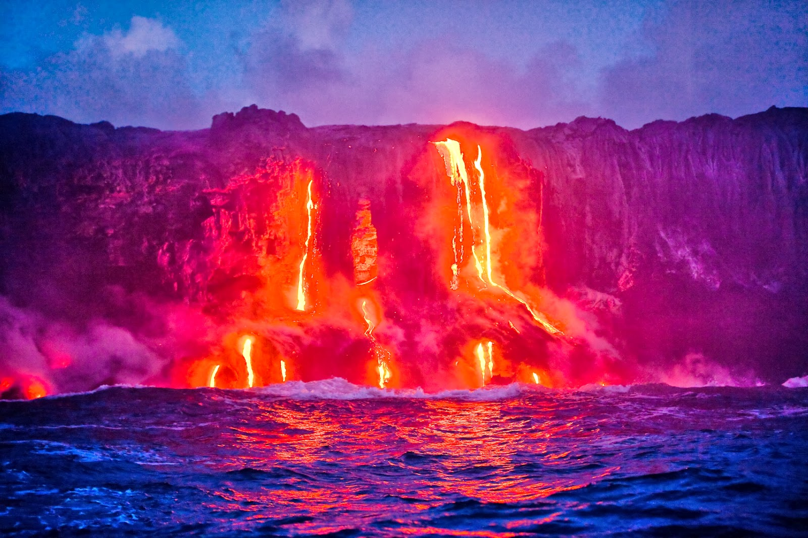 Hawaii Volcanoes National Park Archives Reserve Hawaii