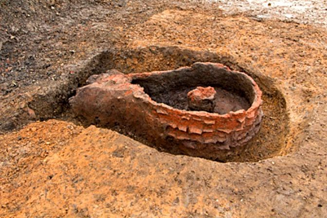 Roman settlement unearthed in Essex