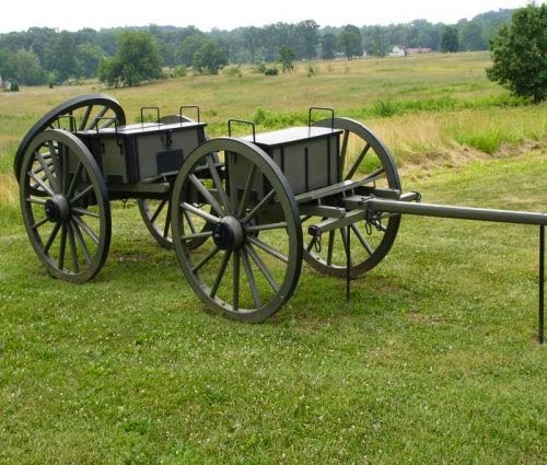 Artillery Caissons picture 2