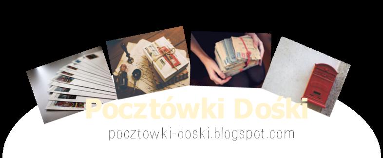 Pocztówki Dośki.