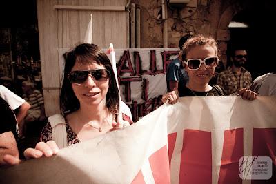 NO MUOS @ Gela allanniversario sbarco americani e inglesi by 14