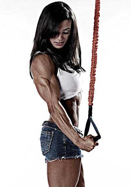 Jodi Boam - IFBB Fitness Pro