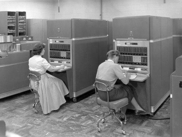 Historia de la Computación - Monografias.com