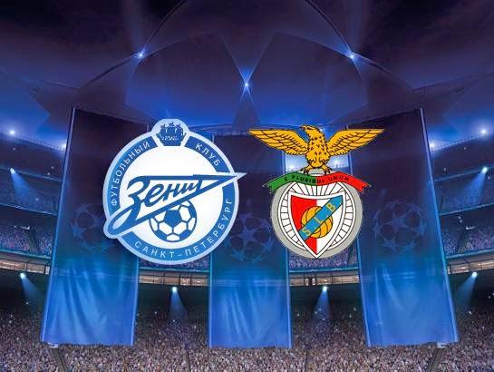 El Zenit eliminó al Benfica