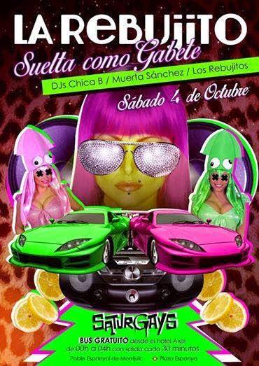 LISTA DE INVITADOS SATURGAYS....