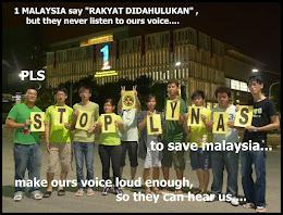 Stop Lynas! Save Malaysia