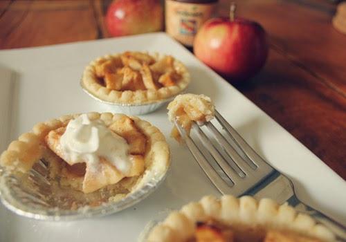 Baked Mini Apple Pies
