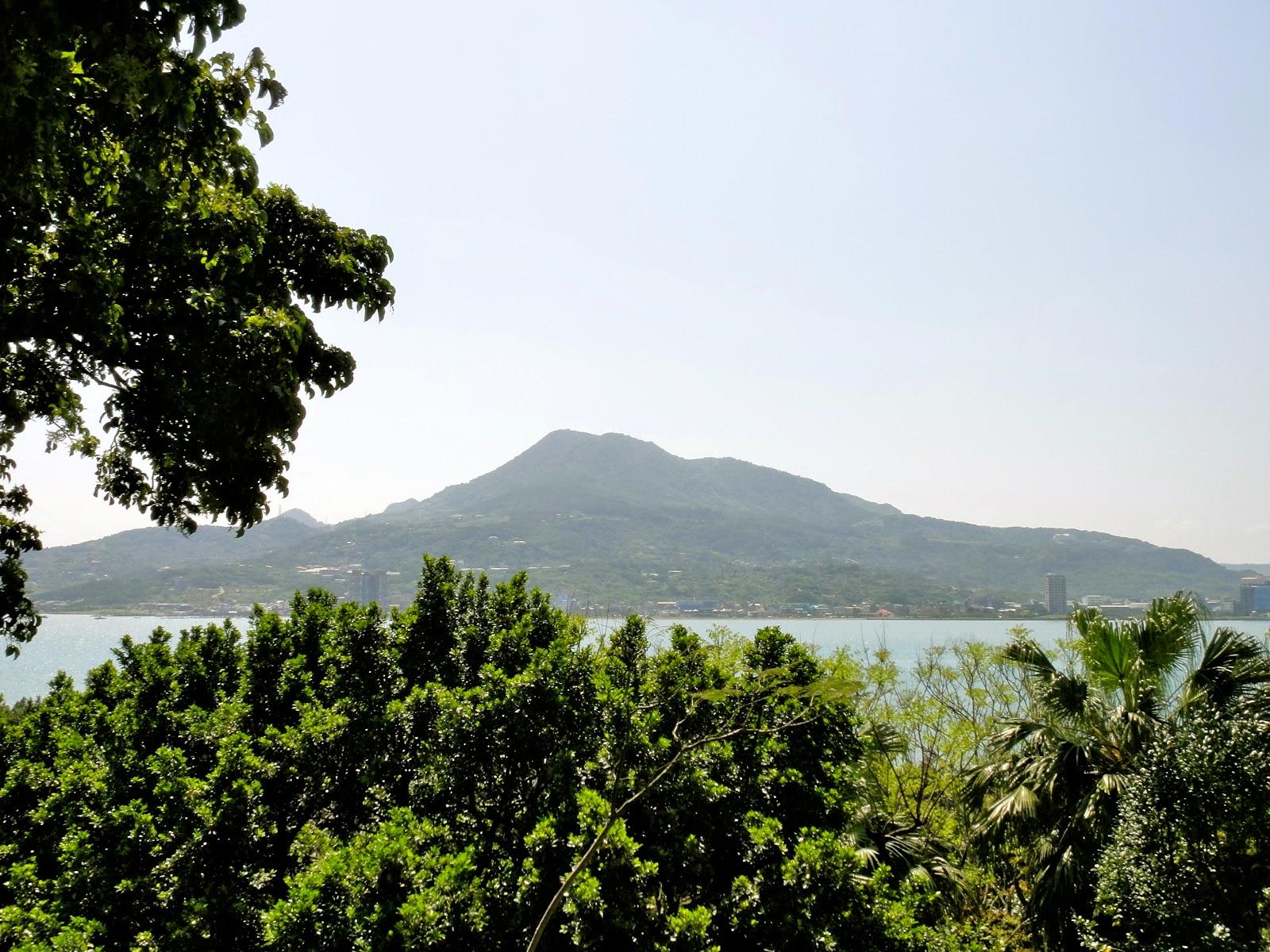 Guan Yin Mountain Tamsui Taiwan