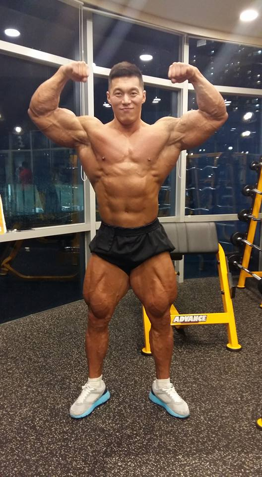Topic Video clips of asian bodybuilding workouts