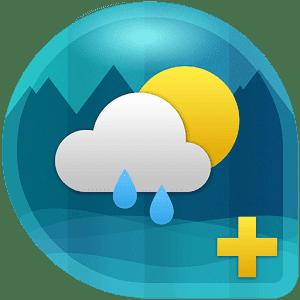 Weather & Clock Widget Ad Free Reklamsız Full APK android detaylı hava durumu uygulaması - androidliyim
