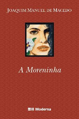 A Moreninha - Newspaper Book