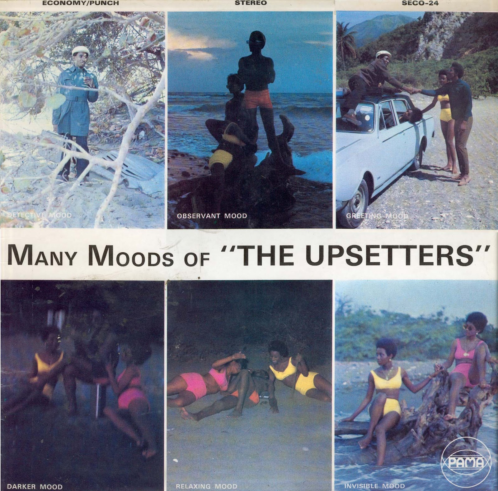 The Upsetters - The Thanks We Get