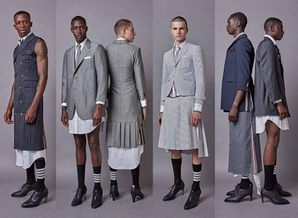 Resultado de imagem para imagens de moda sem gênero