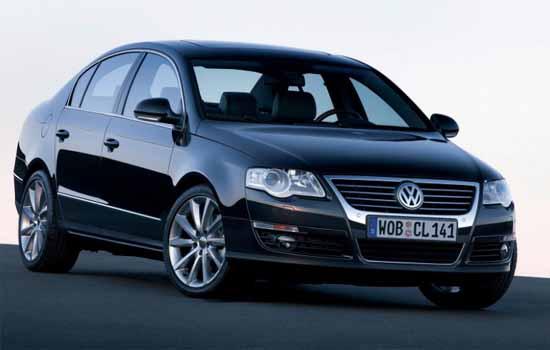 Volkswagen Passat Car