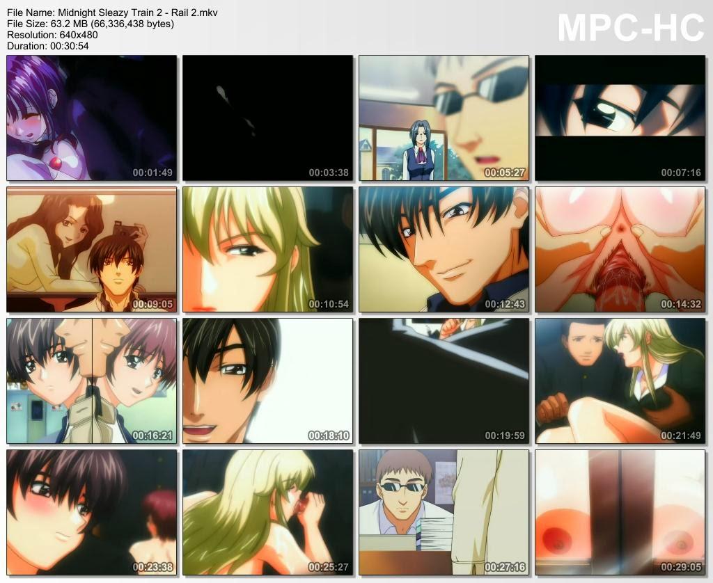 hentai train uncensored Episode 02