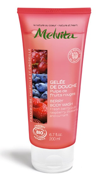 Melvita Berry Body Wash