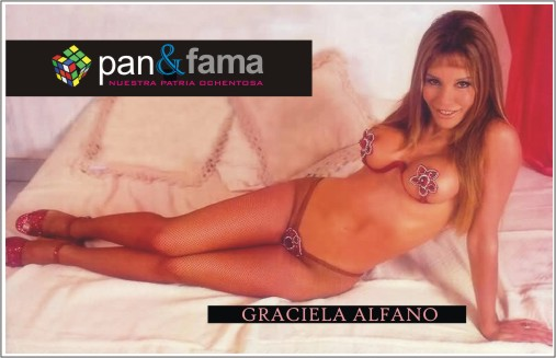 Graciela Alfano Desnuda Ii