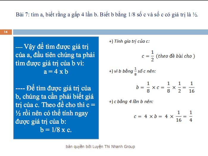 Số thập phân: Quan hệ giữa các hàng trong một số - toán nâng cao 5 ( tiết 1 )