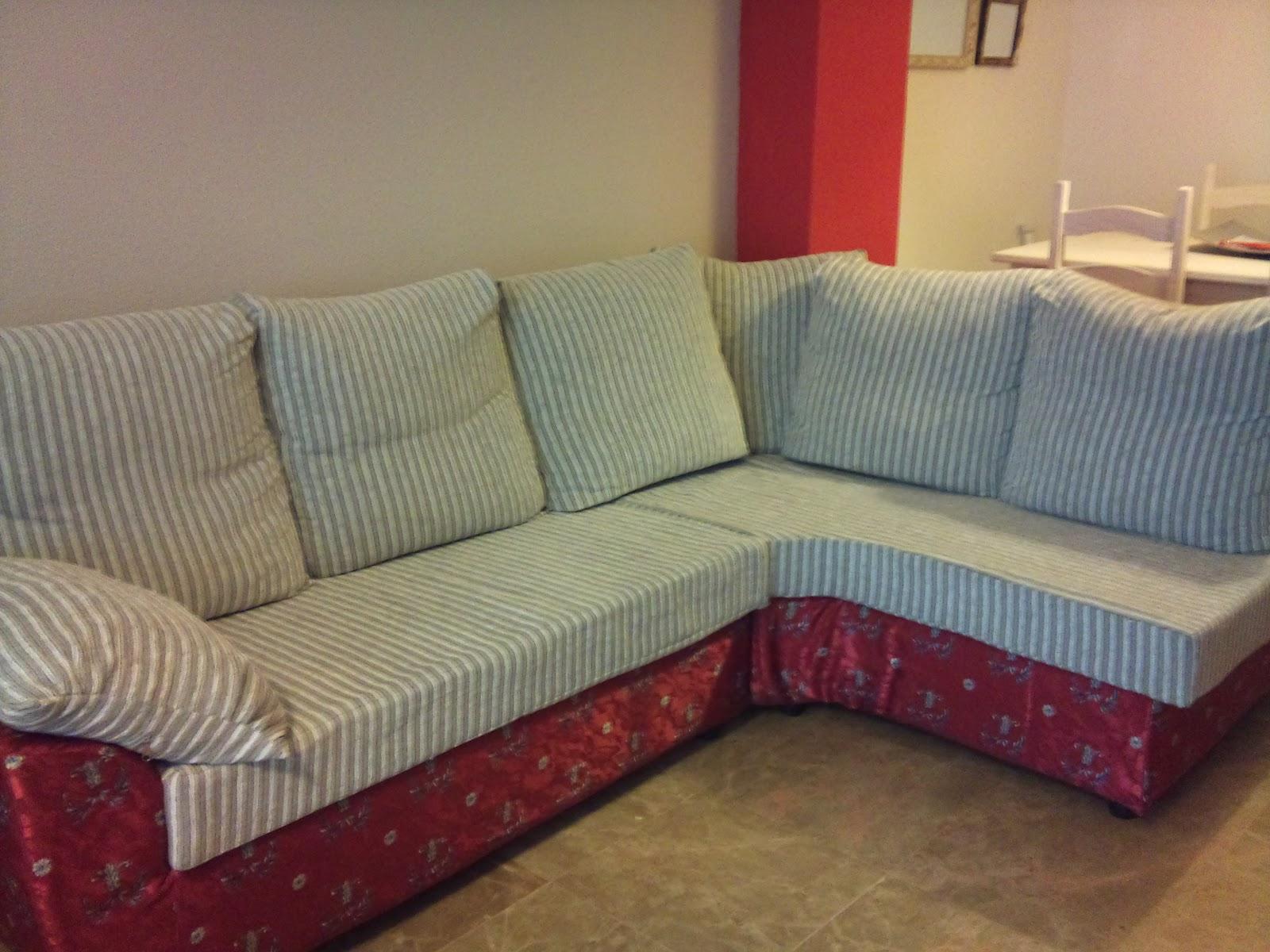 Como hacer fundas para cojines de sofa beautiful almohadones para sillones de algarrobo - Como hacer fundas para sofas ...