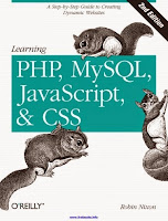 Download Learning PHP MySQL Javascript and CSS online books