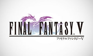 Screenshots of the Final fantasy V for Android tablet, phone.