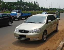 Mobil Sedan Corolla Generasi Kesembilan (2000-2006)