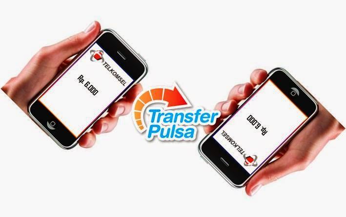 Transfer Pulsa Antar Pengguna Telkomsel (simPATI dan Kartu AS)