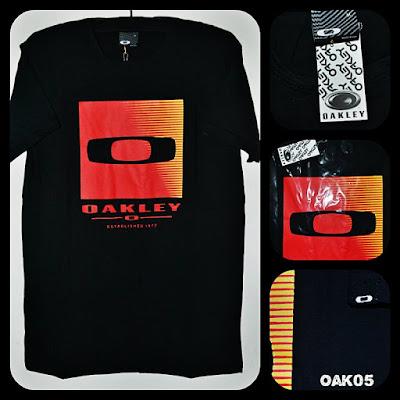 Kaos Surfing OAKLEY Kode OAK05