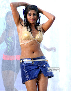 Priyamani Rain Dance in Shorts lovely Romantic Song