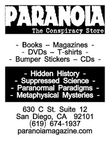 Paranoia Conspiracy Store