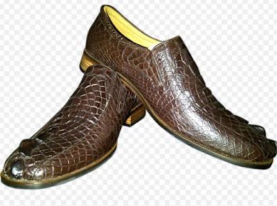sepatu buaya