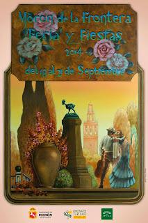 Morón de la Frontera - Feria 2014 - José Pérez Plata
