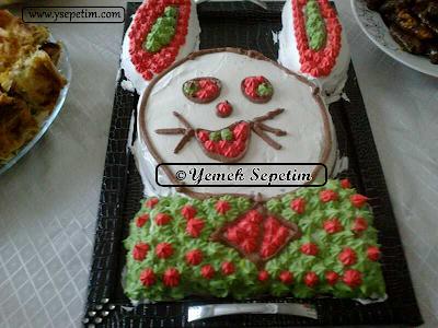 Tavşanlı Pasta Tarifi
