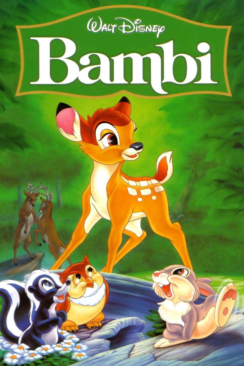 whatsoever critic first editorial ever why is bambi so