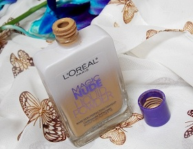 L'Oreal Paris Nµde Magic Foundation Sun Beige Review