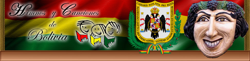 Himnos y Canciones de Bolivia