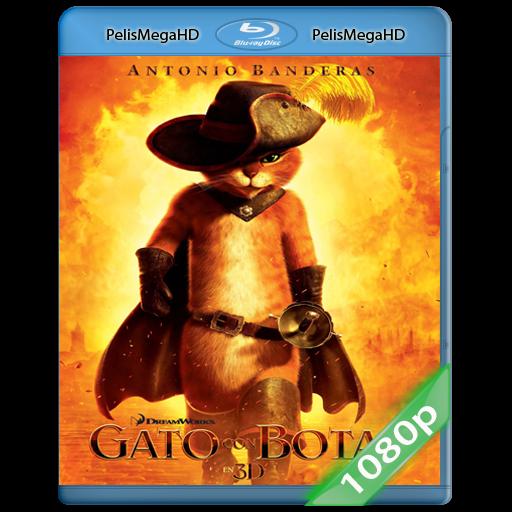 El Gato Con Botas (2011) 1080P HD MKV ESPAÑOL LATINO