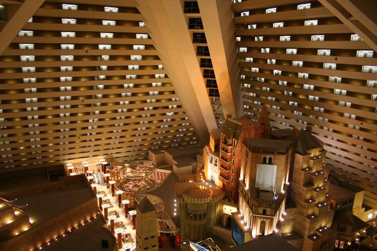 Luxor Hotel and Casino Luxor
