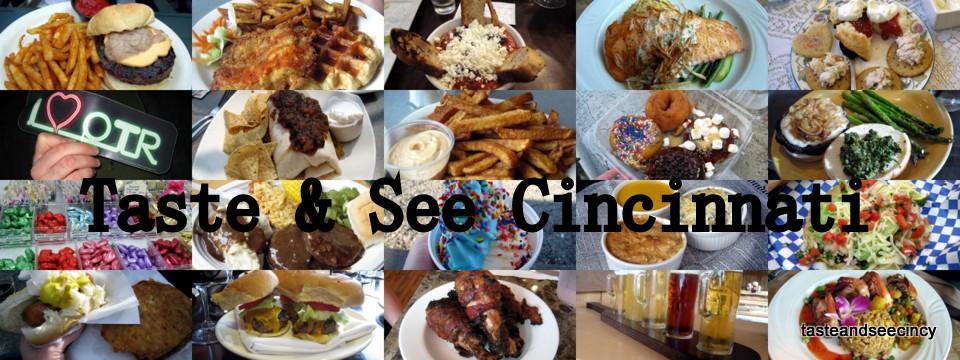 Taste & See Cincinnati