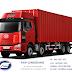 Xe tải thùng FAW J6 hai dí hai cầu 8x4