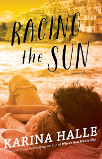 Racing the Sun book cover