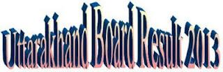 Uttarakhand board 10th result 2013