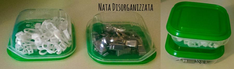 riciclare contenitori cibo