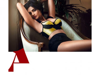 Sonam Kapoor Hot in GQ