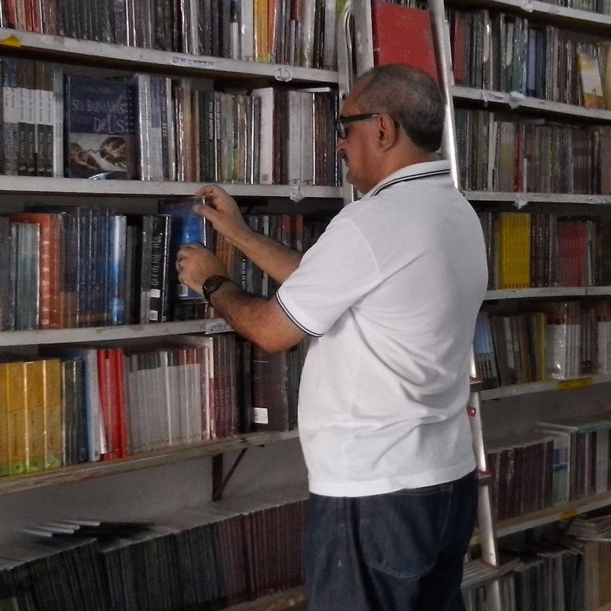 Livraria do Irmão Pedro - João Pessoa (PB)