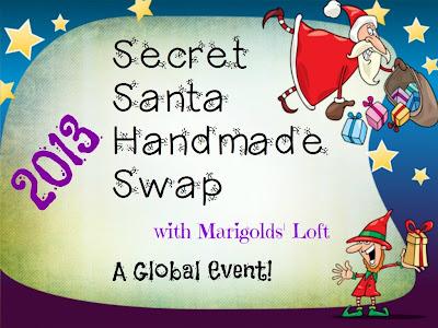 Secret Santa Handmade Swap